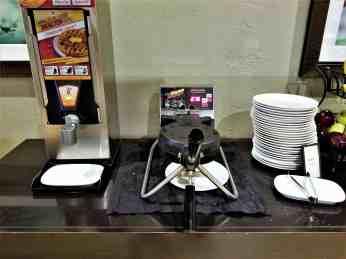 70days concord hotel hilton waffle