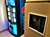 vending machine and ice maker