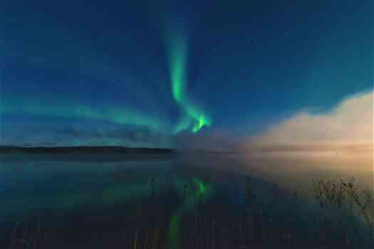 Gimafors-Medelpad-northern-lights
