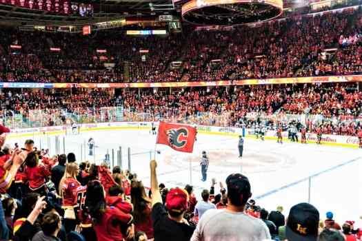 Scotiabank Saddledome-Calgary-Flames