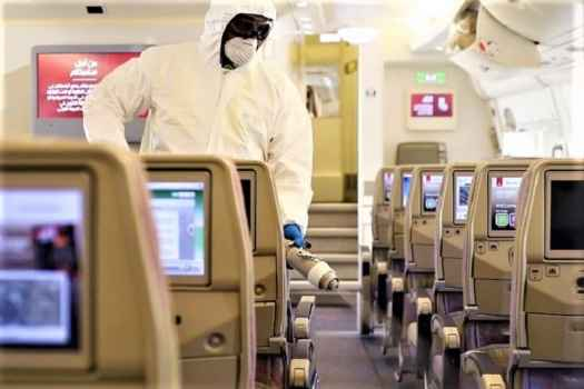 Aviation-emirates-coronavirus-disinfect-ant-misting-all-cabins