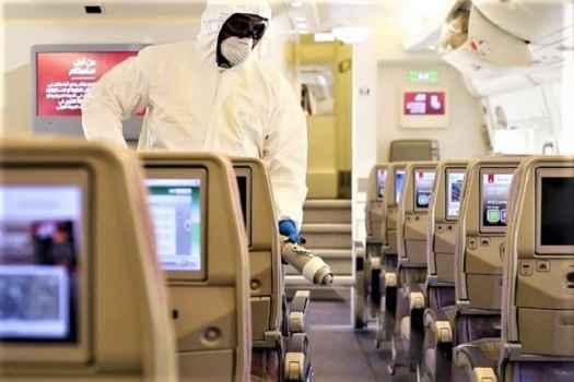 Aviation-emirates-coronavirus-disinfect-ant-misting-all-cabins