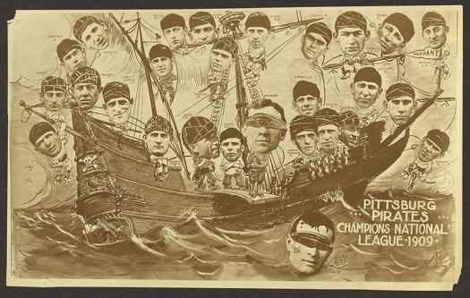1909-pittsburgh-pirates0-on-a0-boat