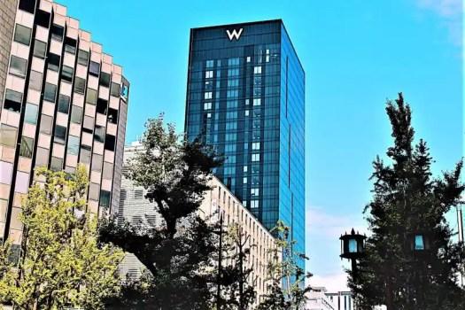 osaka-w-hotel-exterior