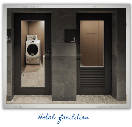Oakwood-Hotel-Oike-Kyoto-laundry