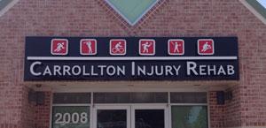 All injury Rehab Texas