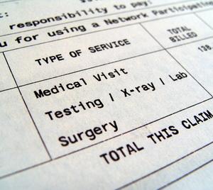 third party billing injury case