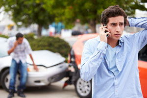 How long after car accident can you claim injury