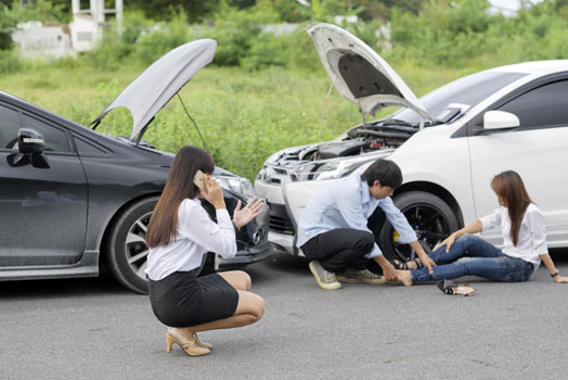 auto accident injury clinc