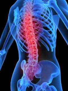 car accident back pain clinic
