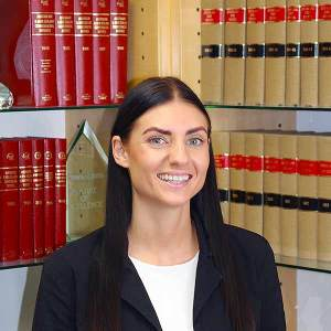 Accident Law Staff - Carrisa Myers - accidentlaw.com.au