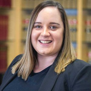 Angela Symons Law Clerk At Accident Law & The Personal Injury Lawyers