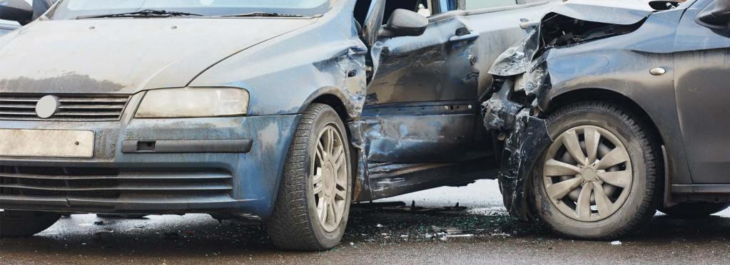 Prove fault in a t-bone accident