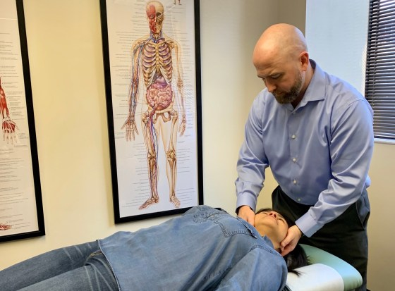 Dr. Michael White, Chiropractic Physician