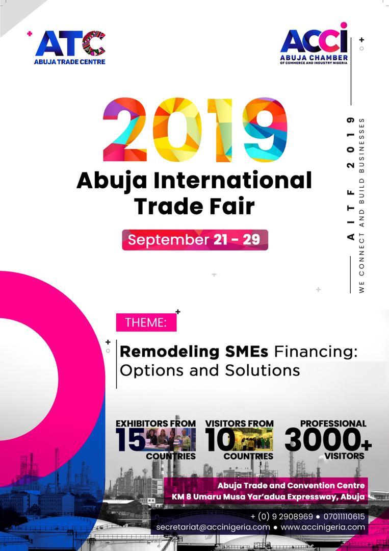 AITF 2019 - 2019 Trade Fair: Foreign, indigenous companies seek improved coordination