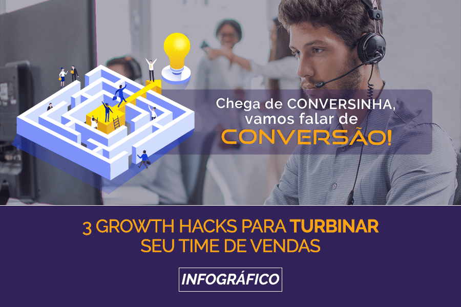 Growth Hacks vendas