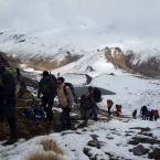 Tierras Altas grabará a Acción Sierra Nevada en el Refugio del Caballo el 8 de diciembre