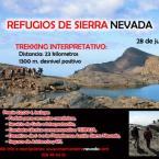 Trekking de los Refugios con Mamut Sierra Nevada