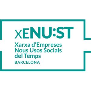 logotip de la Xarxa Nust