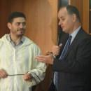 Salut du Maire à l'occasion de l'Aid al fitr 2011