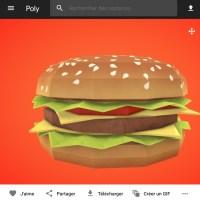 Poly by Google propose un stock gratuit d'objets 3D pour VR et AR
