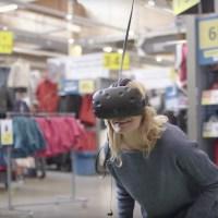 De la réalité virtuelle chez Décathlon