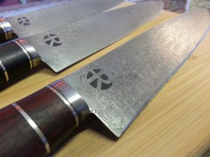 Custom Lasered Knives
