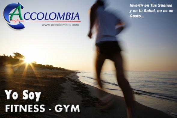 Caminando Accolombia Caminadora Trotadora fitness