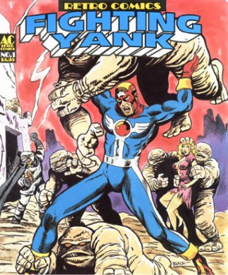 Retro Comics 1 : Fighting Yank