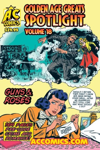 Golden Age Greats Spotlight Special Volume 18
