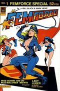 Femforce: Claws of the She-Cat  #1