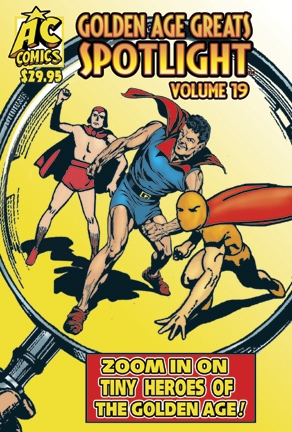 Golden Age Greats Spotlight #19