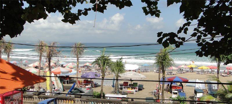 Restaurant Legian Beach Bali