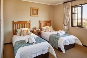 Saddle & trout 2 bedroom chalet