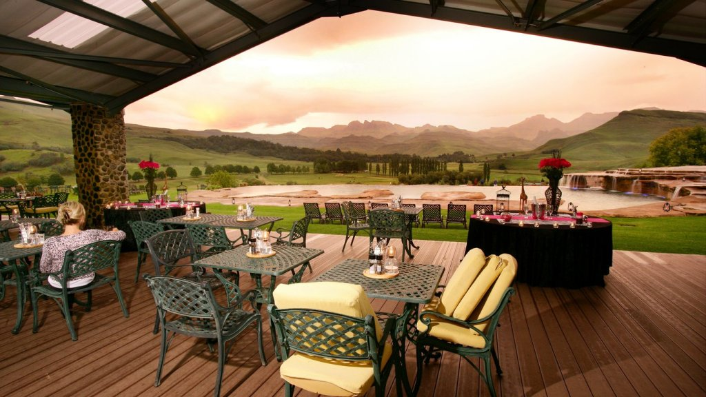 Bushman's Nek Berg and Trout Resort