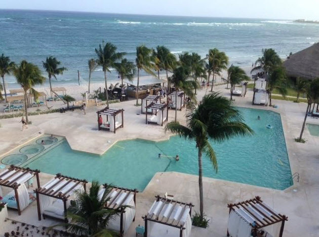 Best All Inclusives Mayan Riviera - Akumal Bay Beach
