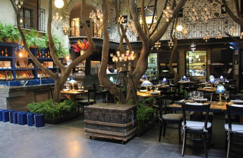 Azul Histórico - Resturants In Mexico City