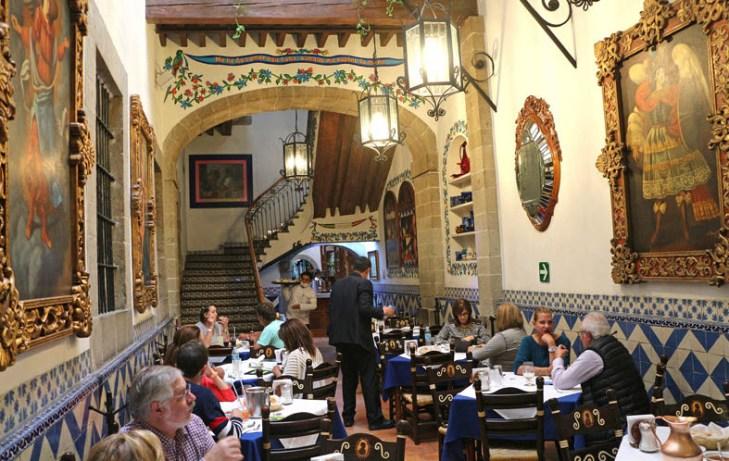 Café de Tacuba - Best Resturants In Mexico City