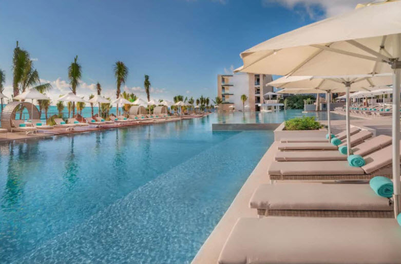 Haven Riviera Cancun Resort for adult only