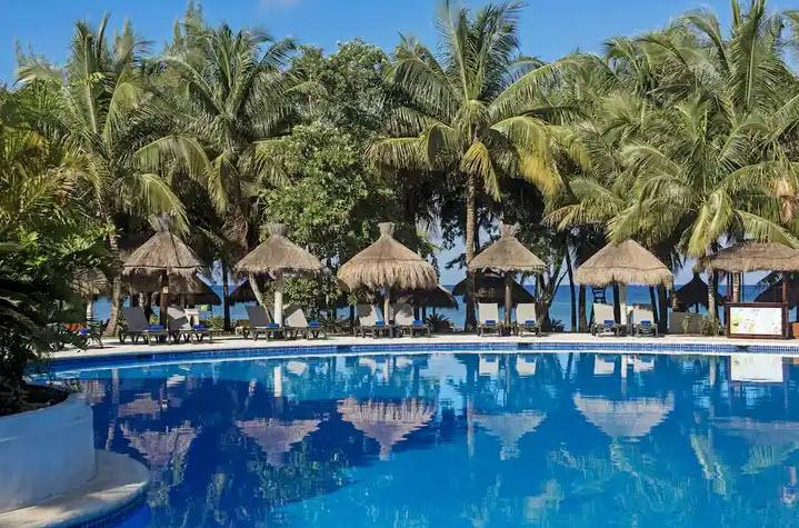 Iberstar Cozumel - swimming pool