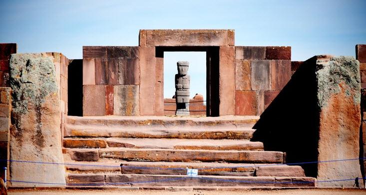 Day trip to Tiwanaku