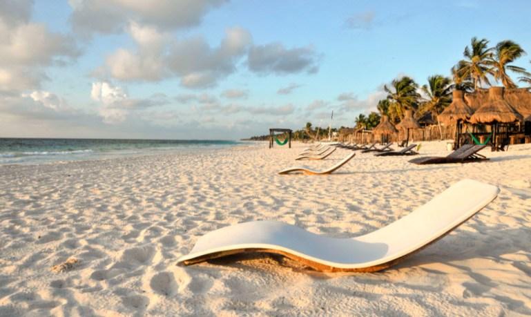 Hang Out on Playa Paraiso