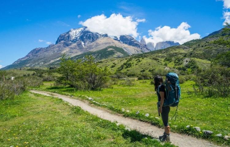 Trek in Torres del Paine National Park