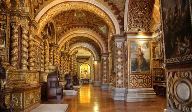 Best Places to Go in Ecuador - La Compania de Jesus ecuador