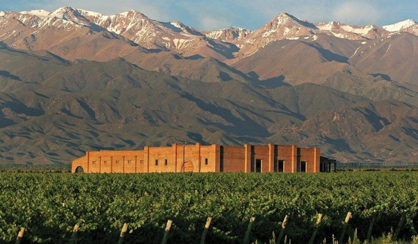 Tourist Attractions of Argentina - Mendoza Wine Region