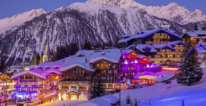 Courchevel-1850-resort