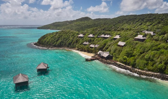 Canouan-Island