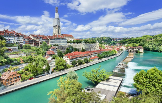 Best-Places-To-Visit-The-World-Bern-City-Swiss