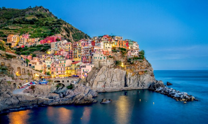 Best-Places-To-Visit-The-World-Manarola-Italy