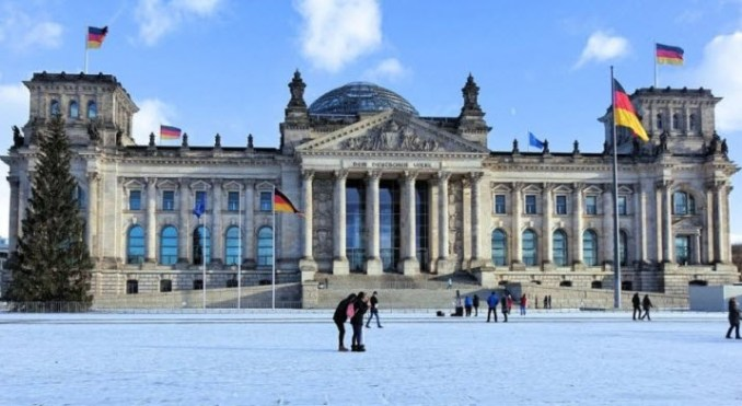 Germany Tourism in December